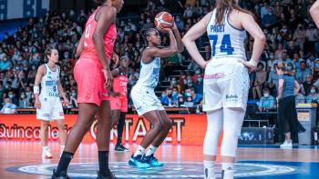 Basket Landes domine Charnay